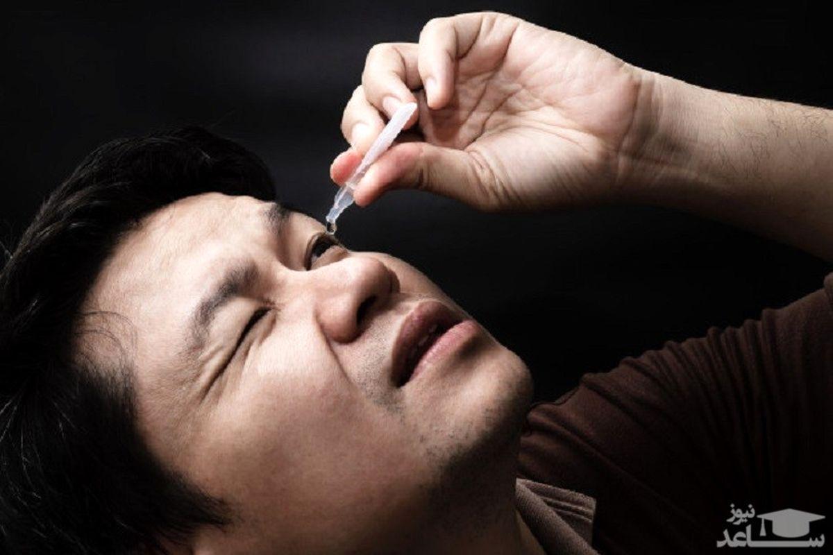 نحوه مصرف قطره چشم بریمونیدین چگونه باید باشد؟