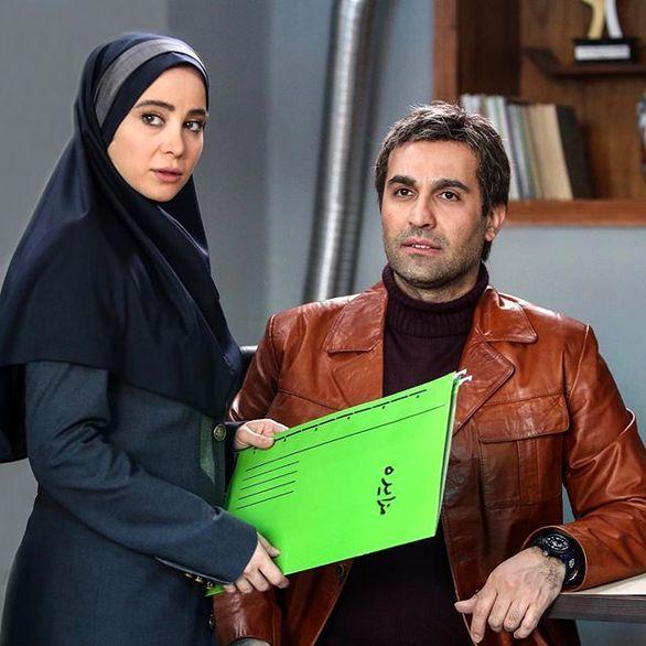 نیما رئیسی بازیگر سریال «پروانه» + بیوگرافی و تصاویر