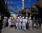 بازدید مدیرعامل شرکت مس از روند پیشرفت طرح توسعه ذوب خاتونآباد