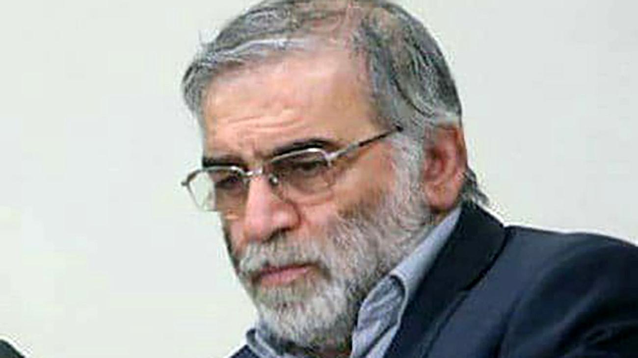 دانشمند محسن فخری زاده