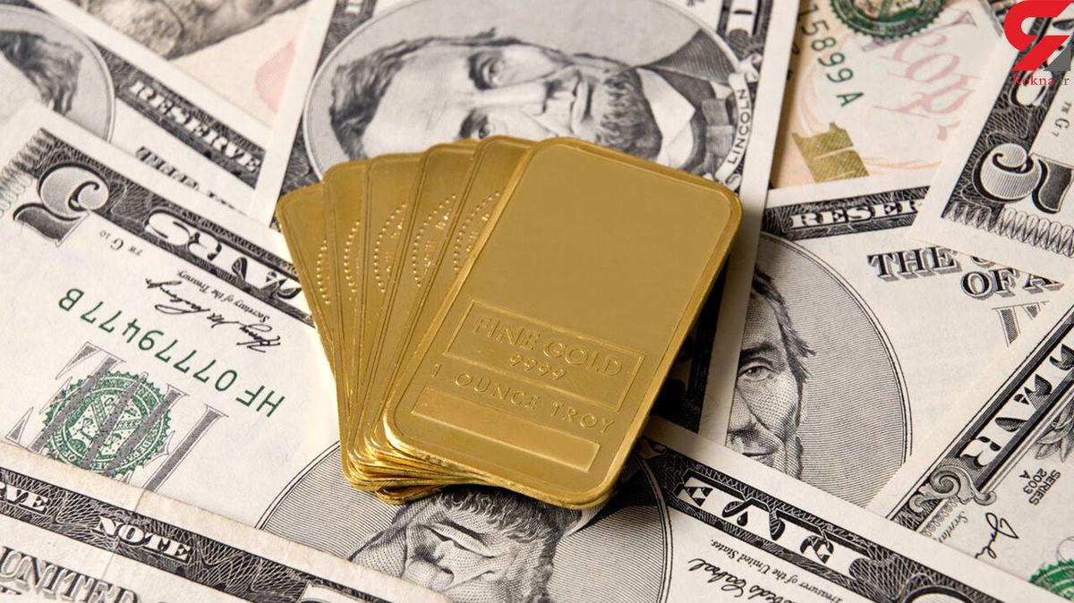 نرخ ارز دلار سکه طلا یورو | یکشنبه 5 اردیبهشت | 1400/2/5