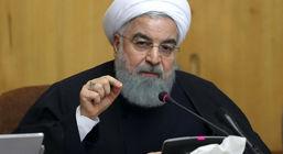 تیپ جدید حسن روحانی با ماسک + عکس