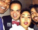 گلشیفته فراهانی با مجری صدای آمریکا ازدواج کرد + تصاویر جنجالی