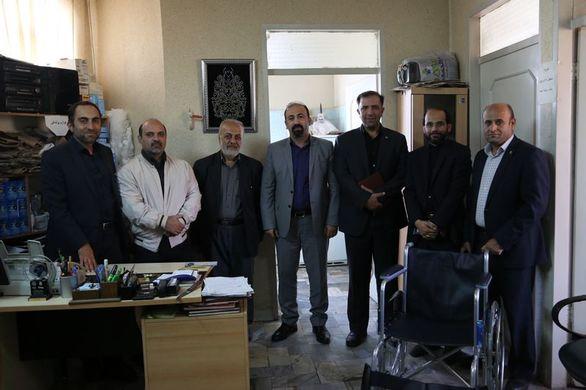مشارکت بانک توسعه تعاون در جهت تأمین نیازهای مددجویان