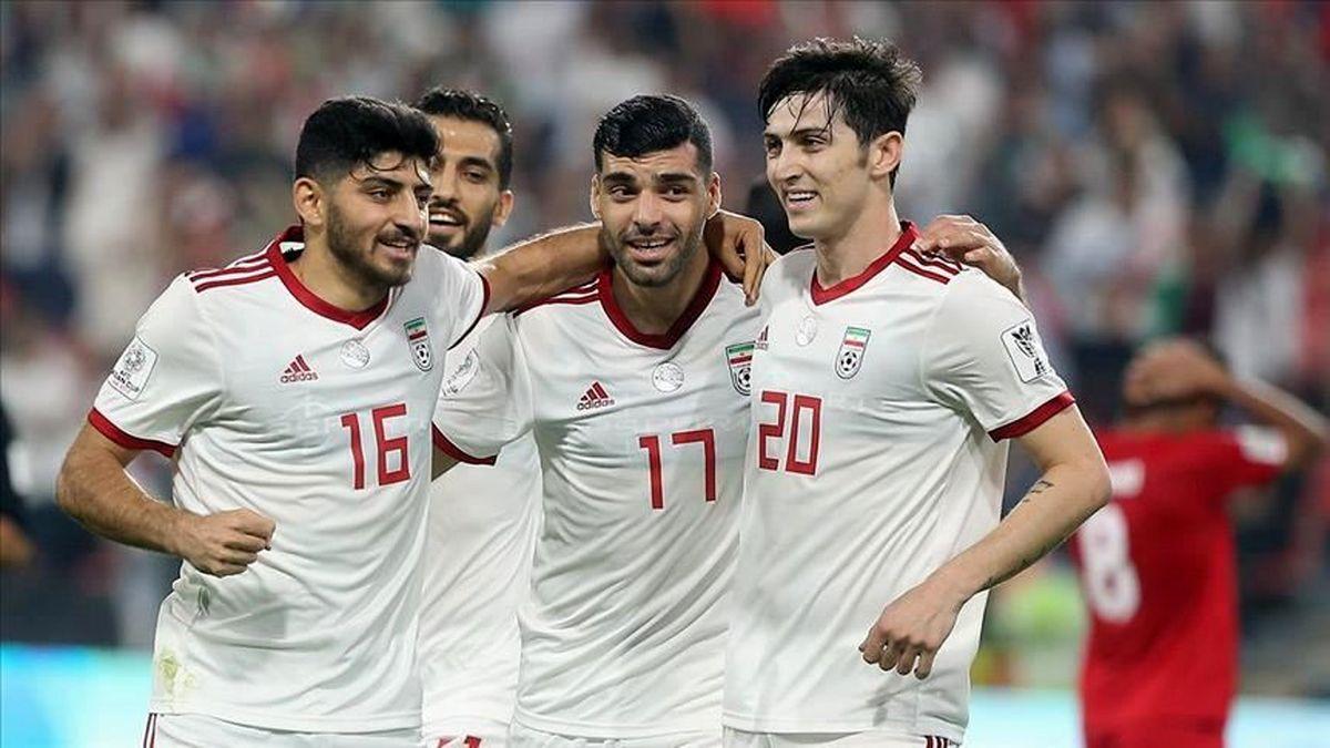 اسامی بازیکنان تیم ملی فوتبال مشخص شد