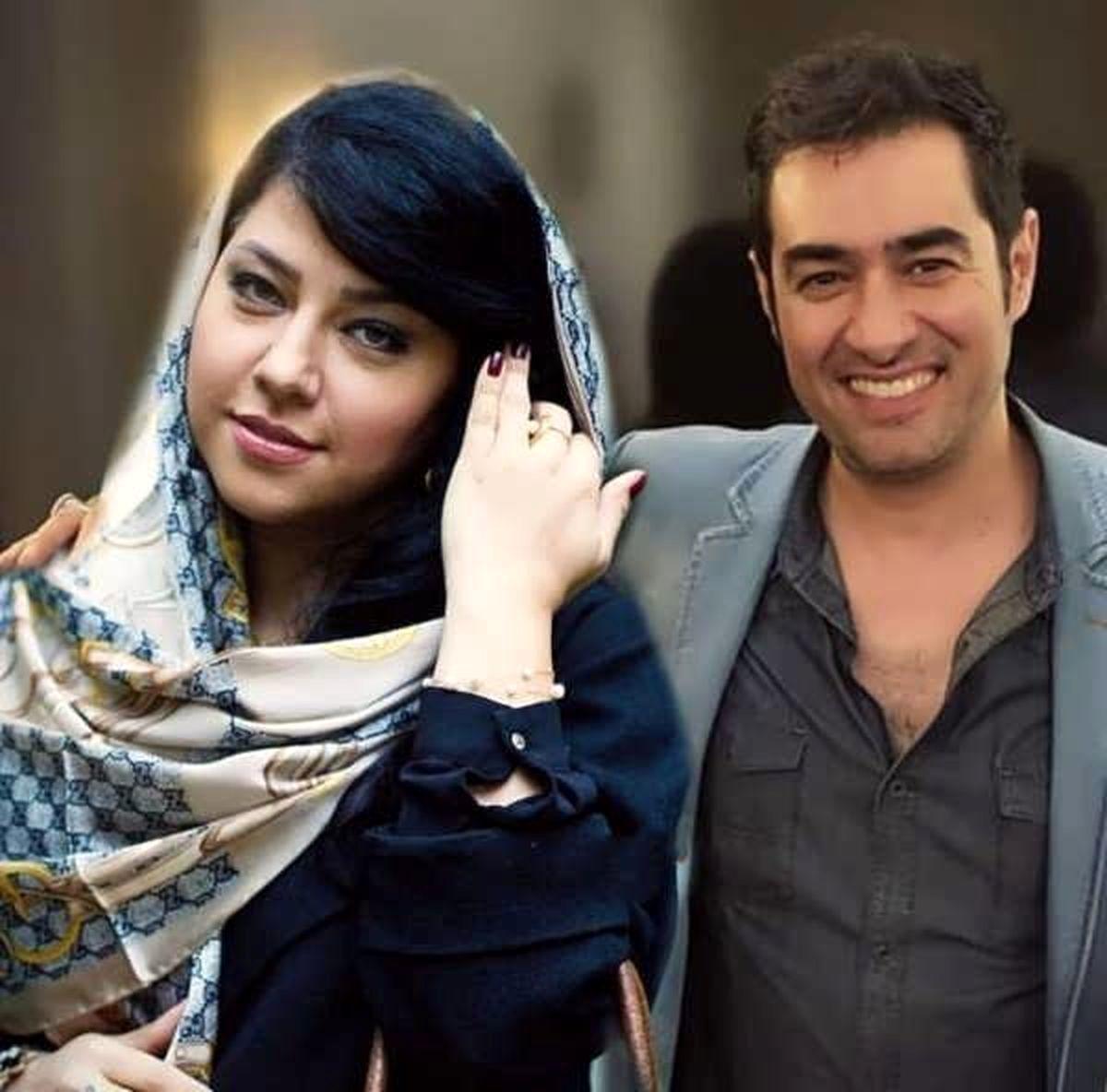 شهاب حسینی از همسرش جدا شد + عکس