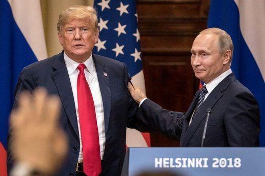 جزئیات تسلیت پوتین به ترامپ