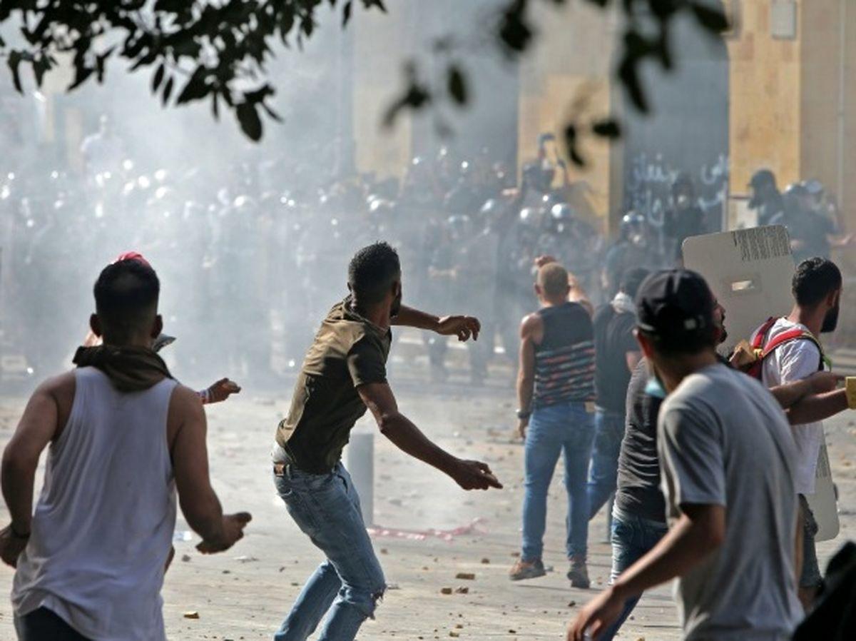 آخرین اخبار از اعتراضات و درگیری در لبنان + آمار کشته ها