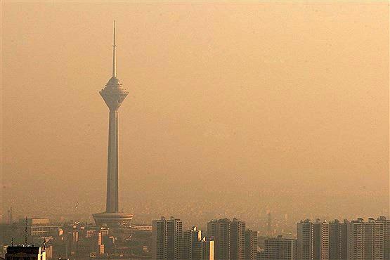 هوای تهران همچنان نامطلوب است
