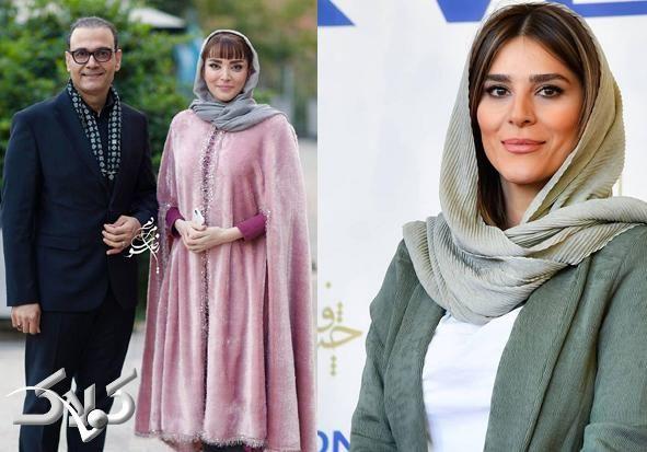 پوشش جنجالی و خفن بهنوش طباطبایی ، سحر دولتشاهی در مراسم رونمایی از البوم شجریان + تصاویر