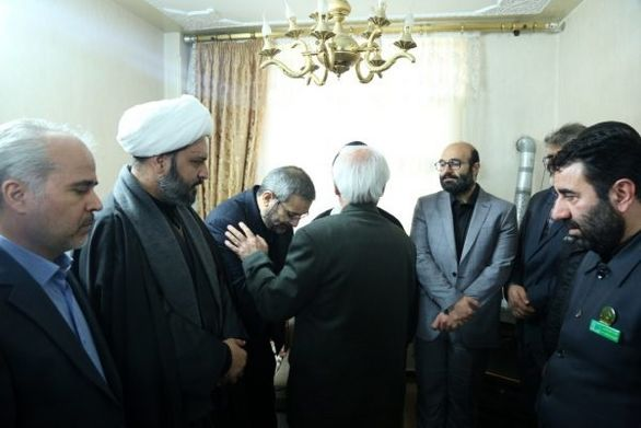 افتخار شهادت در رکاب سردار شهید سلیمانی موهبت و هدیه خاص الهی بود