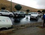 برخورد ۸۰ خودرو با یکدیگر در شیراز