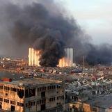 افزایش آمار کشتههای انفجار بیروت