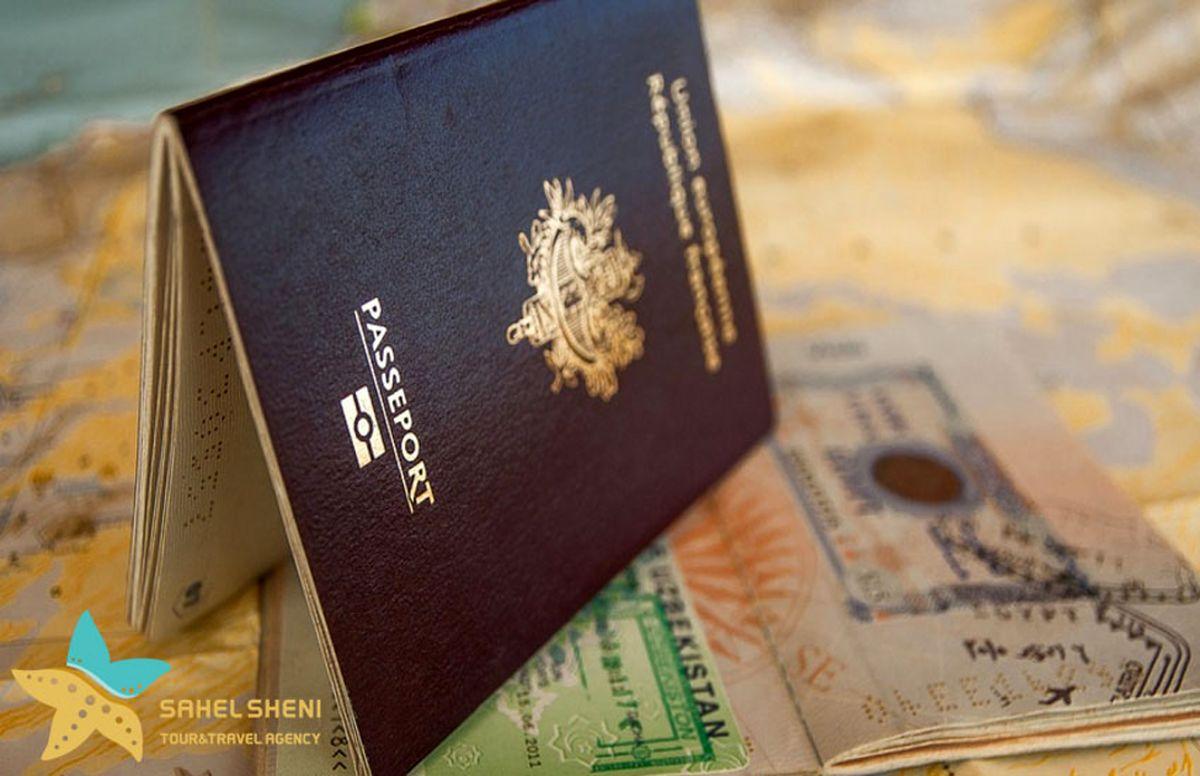 ویزا چیست و چه تفاوتی با پاسپورت دارد؟