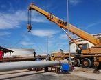 نوسازی و تعویض خطوط لوله نفت واحدهای نمکزدایی کارخانه نفت سلمان در منطقه لاوان