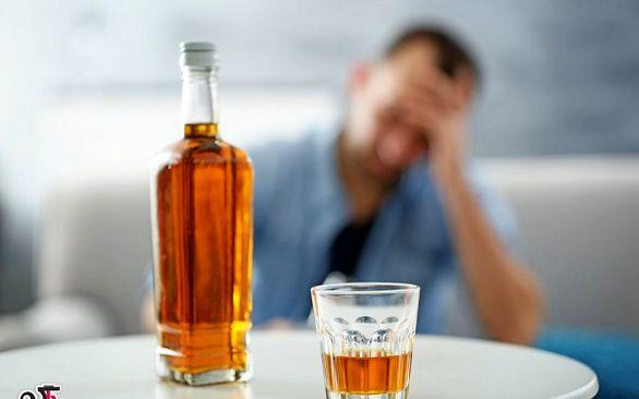 افزایش مسمومیت ناشی از مصرف الکل