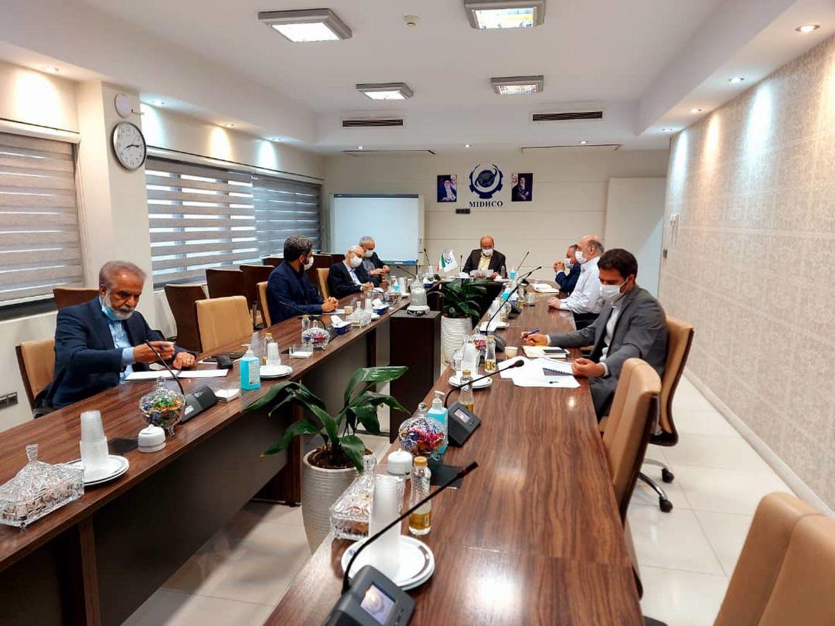 یکصد و پنجاهمین جلسه تولید شرکت میدکو برگزار شد