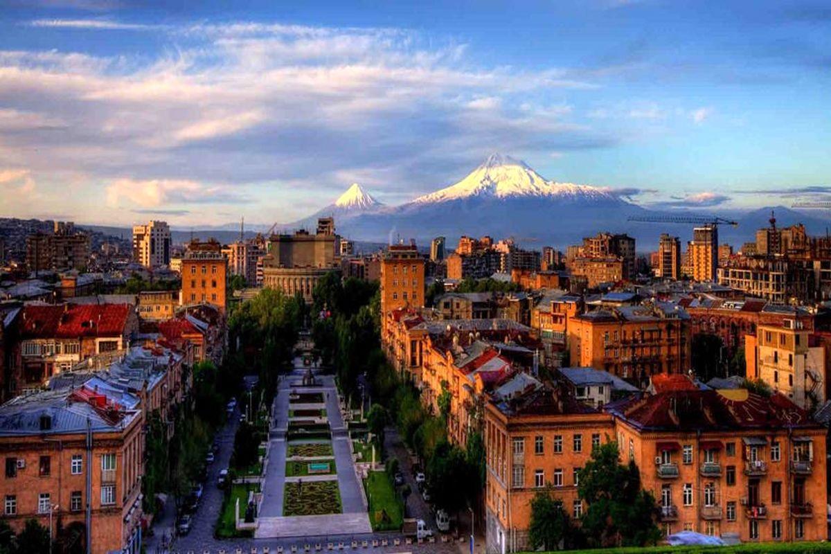 از ایران تا ارمنستان چند ساعت راه است