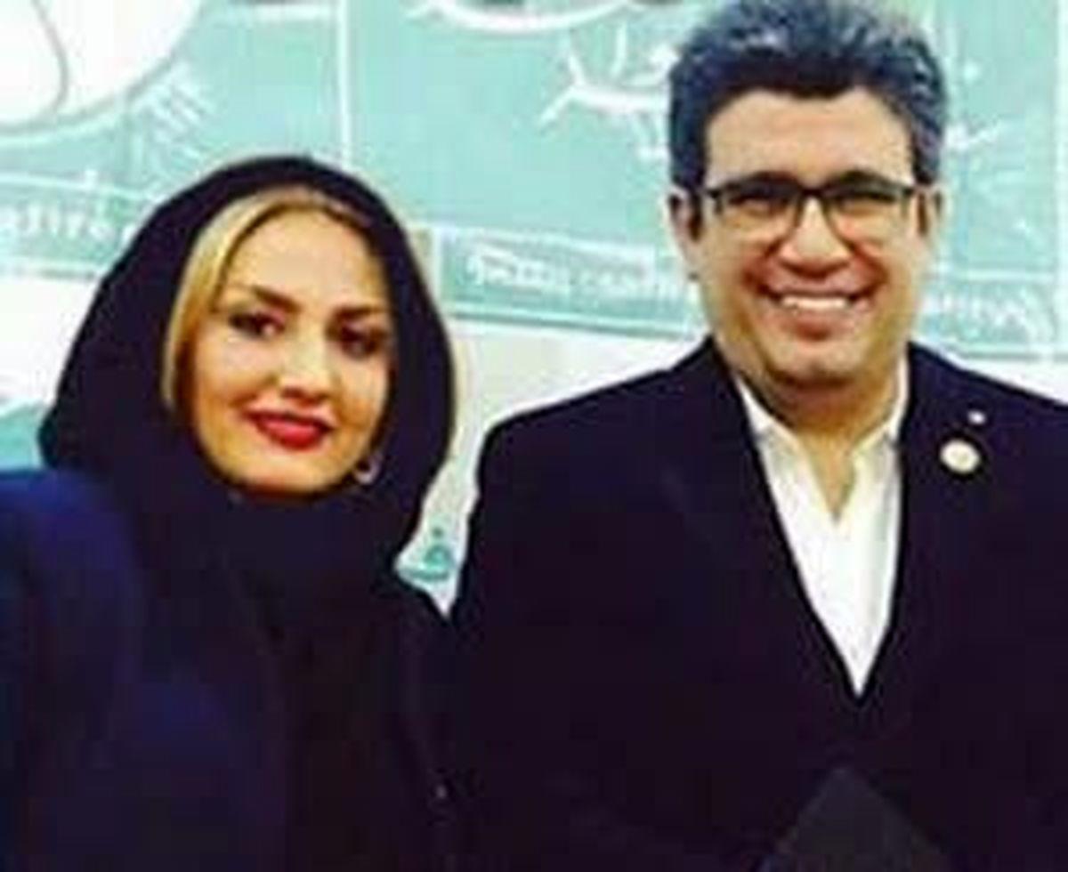 همسر رضا رشیدپور کیست؟ + عکس