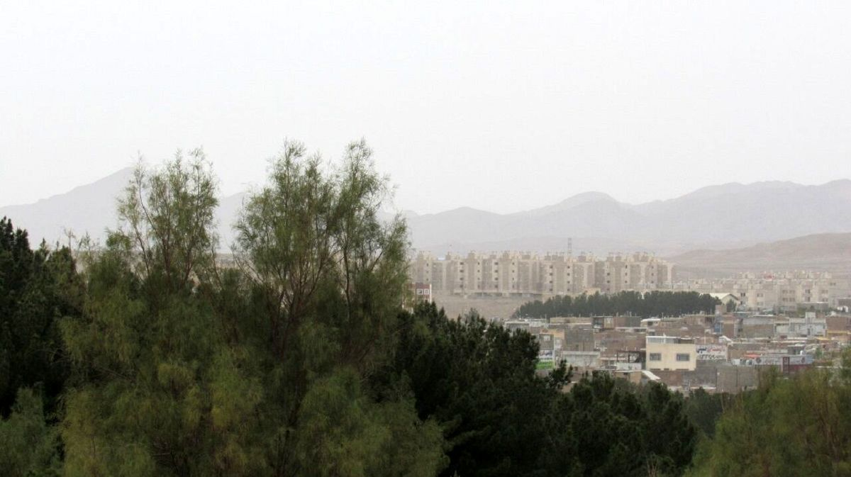پیش بینی وزش باد شدید در جنوب تهران
