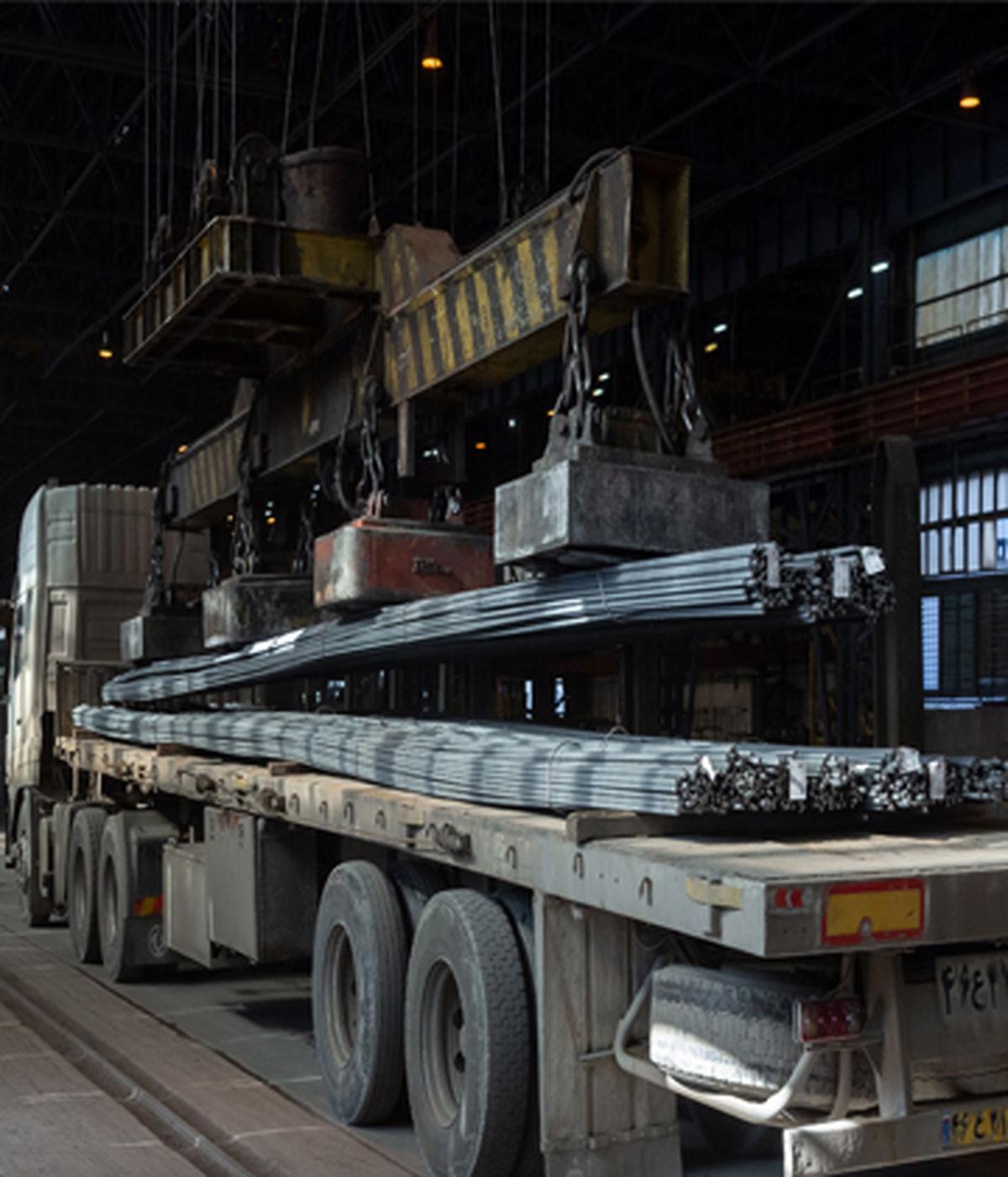استقبال قابل توجه بازار کالایی کشور از محصولات فولاد خراسان