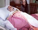 داریوش اسد زاده در بیمارستان بستری شد + جزئیات