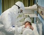 کوچکترین ناقلان کرونا راهی بیمارستانها شدند