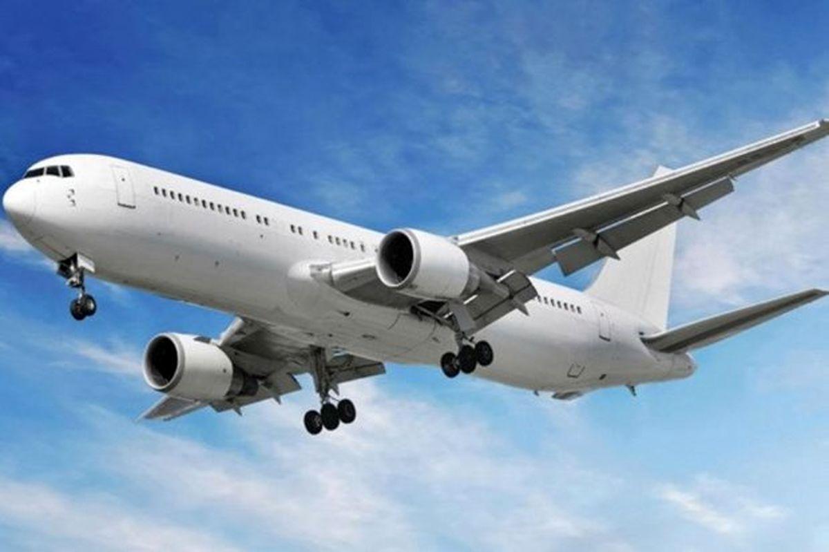 پروازهای امروز چین چرا در فرودگاه امام فرود آمد؟