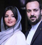 عکس لورفته از احمد مهرانفر بازیگر پایتخت در کنار همسرش + عکس