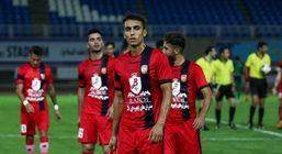 اسپانسر پرسپولیس قراردادش را با باشگاه تعلیق کرد