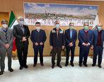 مذاکرات چندجانبه مدیرعامل بانک دی با بنگاه های اقتصادی استان اصفهان