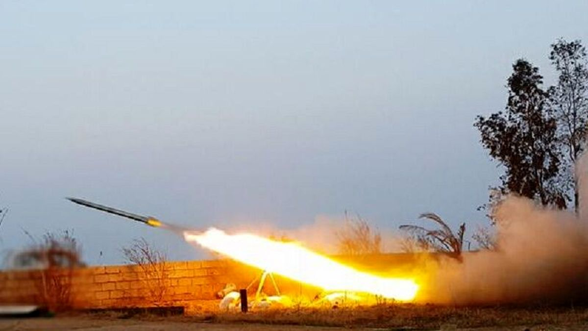 فرودگاه بغداد هدف حملات راکتی قرار گرفت