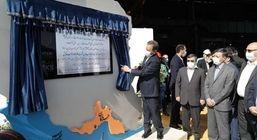 فاز 2 فولادسازی در شرکت فولاد کاوه جنوب کیش افتتاح شد