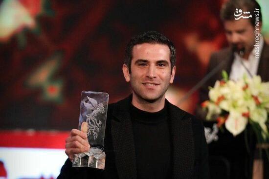 فیلم/ سخنان هوتن شکیبا پس از کسب عنوان بهترین بازیگر مرد - مشرق نیوز