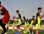 فوتبال تحت فشار سرخپوشان