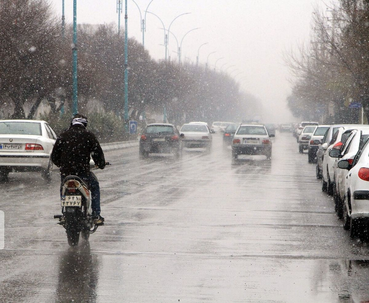 آمادگی شهرداری برای بارش برف و باران در تهران