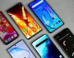 قیمت گوشی های پرفروش و جدید در بازار   جدول قیمت گوشی