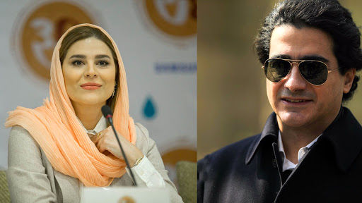 رابطه عاشقانه سحر دولتشاهی و همایون شجریان فاش شد + عکس