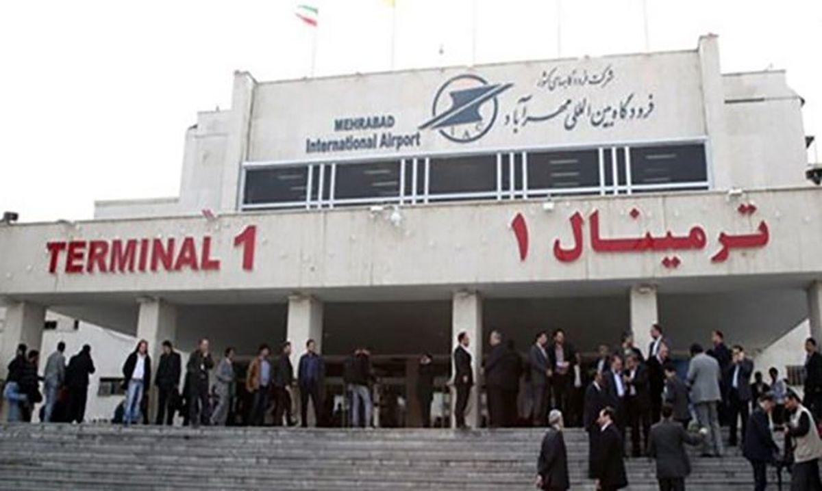ماجرای دود سیاه برسر فرودگاه مهرآباد چه بود؟