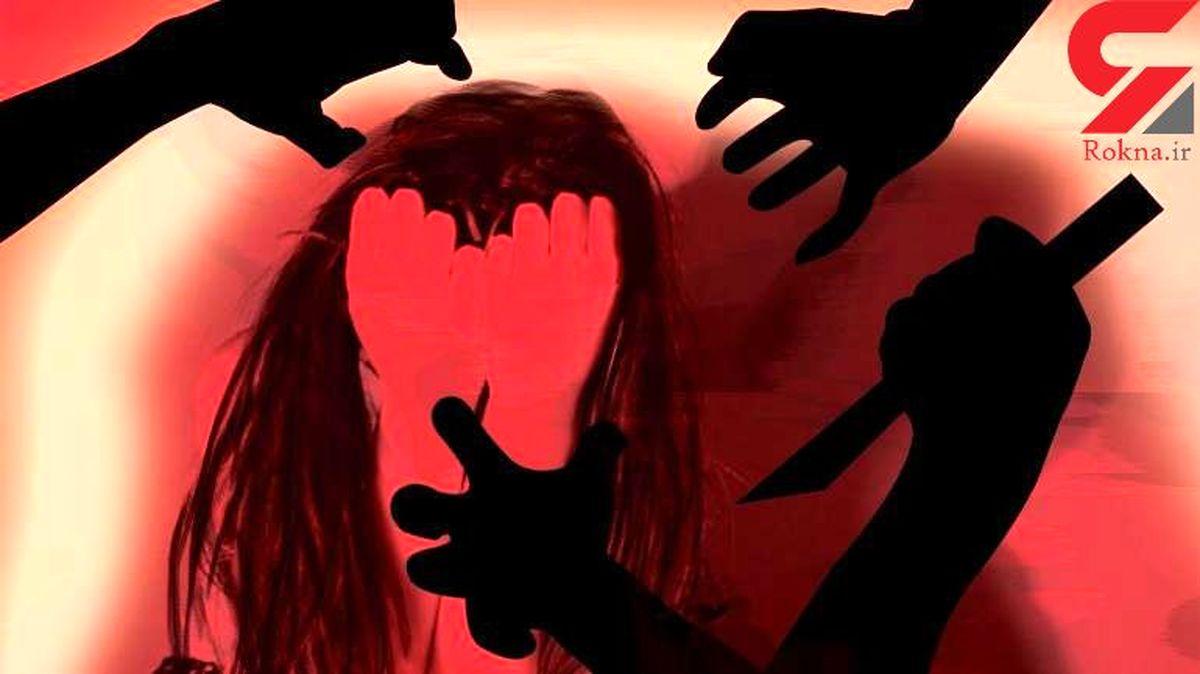 تجاوز جنسی فجیع به دختر باکره روی صحنه تئاتر + جزئیات