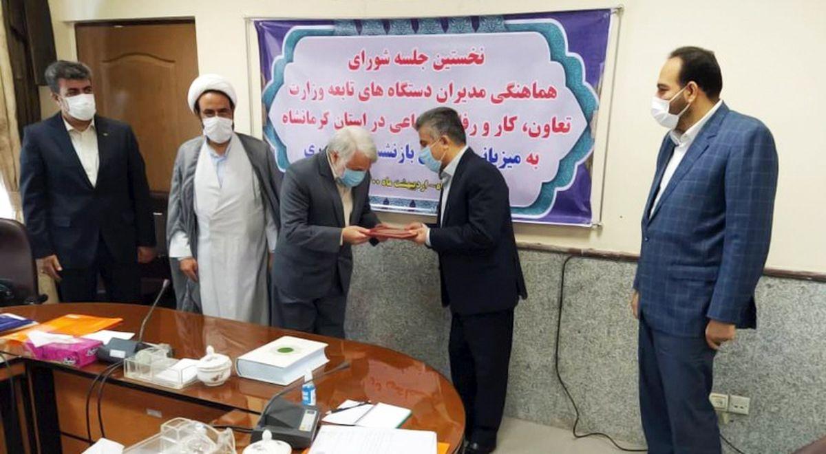 به ۳۷هزار بازنشسته و وظیفهبگیر کشوری در کرمانشاه خدمت رسانی شد
