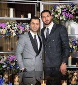 تصاویر لو رفته از مراسم ازدواج لاکچری علیرضا حقیقی + بیوگرافی و عکس