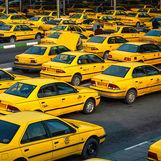 کرایه خطوط ون و تاکسی در تهران اعلام شد