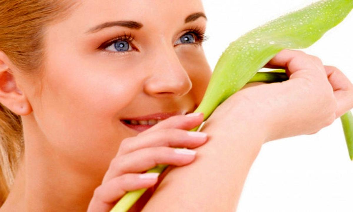 درخشش پوستتان را در تابستان با این ماده ترکیبی بیشتر کنید