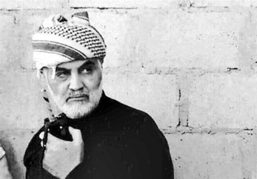 انتقال پیکر شهدای ایرانی و عراقی به مراسم تشییع + عکس