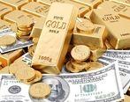 اخرین قیمت طلا و سکه و ارز در بازار امروز چهارشنبه 22 خرداد