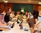 نشست چهارجانبه عربی علیه ایران + جزئیات