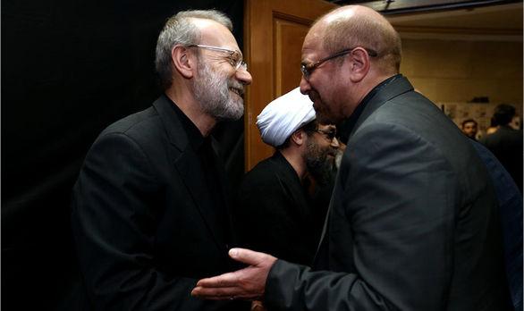 خروج علی لاریجانی از دایره سیاست