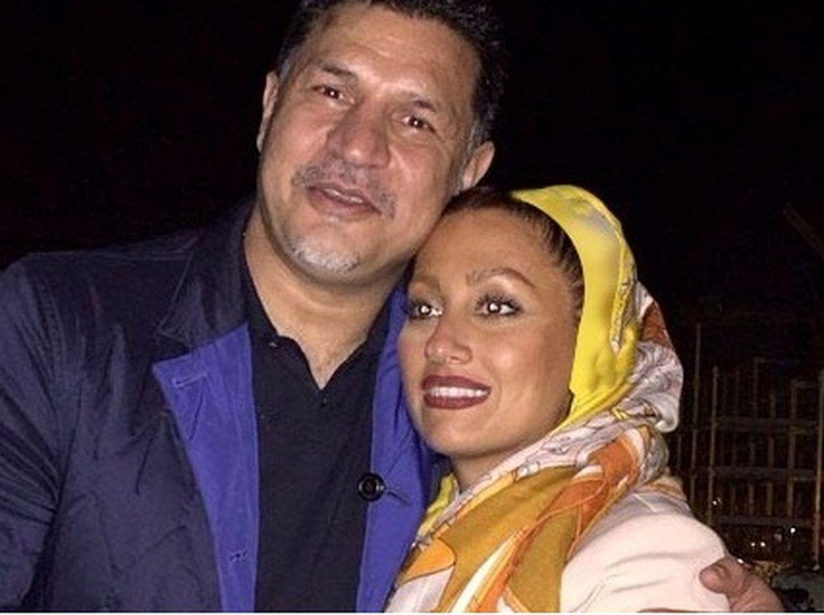 علی دایی و همسرش + تصاویر