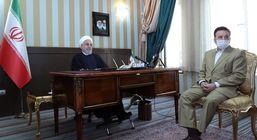 روحانی: بخشی از مدیریت کشور باید به ناچار الکترونیکی شود